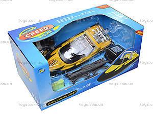 Радиоуправляемый катер с подставкой, 26A-131415, toys.com.ua