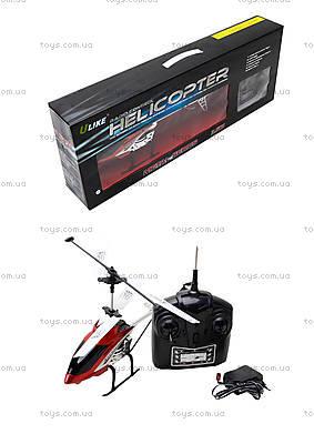 Радиоуправляемый вертолет для детей, JM823