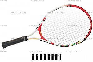 Ракетка для большого тенниса, W1231RK