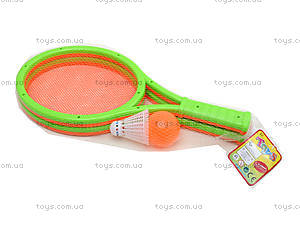 Ракетки для бадминтона и тенниса, 89551, отзывы