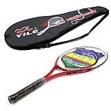 """Ракетка для большого тенниса """"Yile"""", красная, 25827-19, купить"""