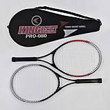 Ракетка для тенниса 2 цвета, 1 штука в чехле , C40190, игрушка