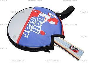 Ракетки для настольного тенниса в чехле, 8204
