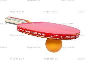 Ракетки с мячами для настольного тенниса, BT-PPS-0031, купить