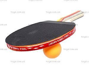 Ракетки с мячами для настольного тенниса, BT-PPS-0031, фото