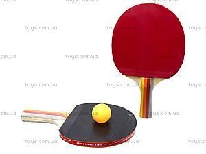 Ракетки с мячами для настольного тенниса, BT-PPS-0031, цена