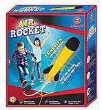 Ракеты с пневмопусковой установкой AIR ROCKET, 1549, магазин игрушек