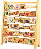 Развивающая игрушка из дерева «Счет и азбука», Д248, интернет магазин22 игрушки Украина