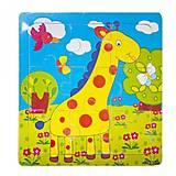 Рамка-пазл «Жираф», Р098ж