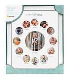Рамочка для фото «Мой первый год жизни», 81018, купить