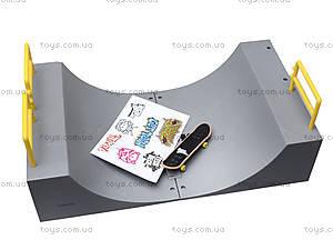 Рампа и фингерборд для детей, 13865-6015711-TD, детские игрушки