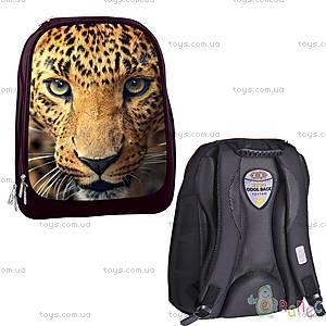 Ранец Zibi Leopard, раскладной, ZB15.0007LEO, купить