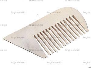 Набор деревянных расчесок, 4 штуки, 171898, отзывы