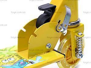 Раскладной самокат для девочек, JP-T6032, фото
