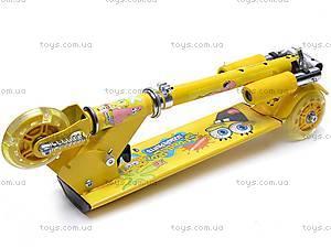 Раскладной самокат для девочек, JP-T6032, детские игрушки