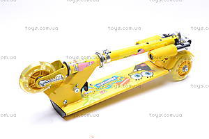 Раскладной самокат для девочек, JP-T6032, магазин игрушек