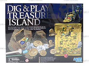 Раскопай и играй «Остров сокровищ», 05924, купить
