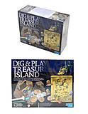 Раскопай и играй «Остров сокровищ», 05924, фото