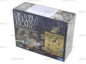 Раскопай и играй «Остров сокровищ», 05924, отзывы