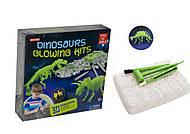 Раскопки «Dinosaur Glowing Kits. Стегозавр», HC188661, купить