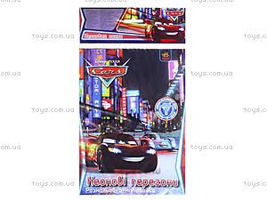 Раскраска для детей «Тачки. Неоновые гонки», Л457012РУ, фото