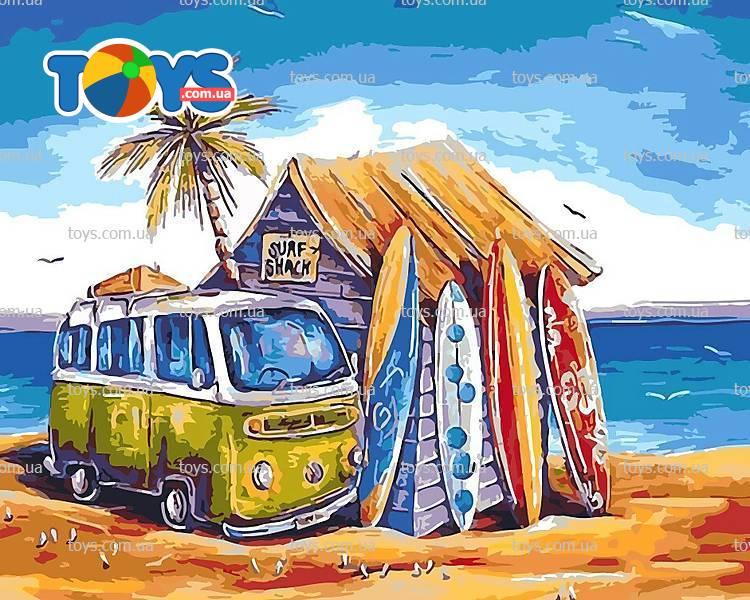 Раскраска для взрослых «Гавайские каникулы» - Малювання в ...
