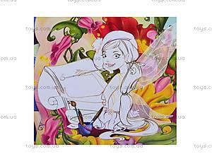 Раскраска магнитная «Фея-художница», VT4401-15, фото
