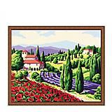 Раскраска по номерам «Приглашение в Прованс», КН083, отзывы