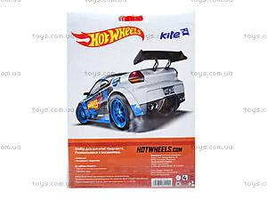 Раскраска с бархатом «Hot Wheels», HW14-157K, купить