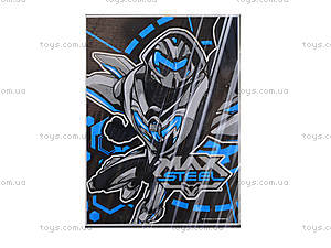 Раскраска с бархатом Max Steel, MX14-156K, купить