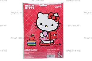 Раскраска с глиттером Hello Kitty, HK14-158K, купить