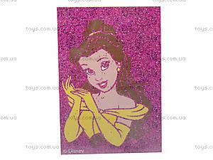 Раскраска с глиттером «Принцессы», P14-158K, фото