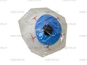 Расплавляющийся лизун «Глаз», PR160, фото