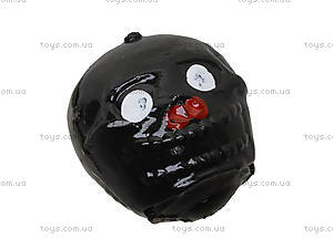 Расплавляющийся лизун «Череп», PR668, детские игрушки