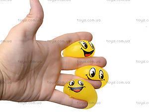 Расплавляющийся лизун «Смайл», PR666, детские игрушки