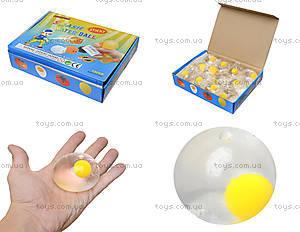 Игрушка лизун «Яйцо», PR161