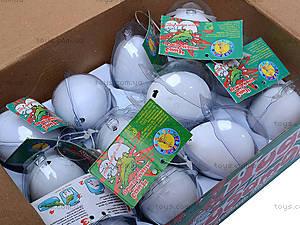Растущая игрушка «Яйцо крокодила», W10-4012-1, отзывы