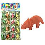 Растущая игрушка «Динозаврики», PR82, игрушки
