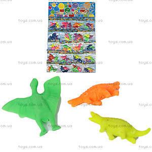 Растущая игрушка «Животные 3 в 1», PR615