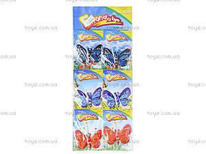 Растущая игрушка «Большая бабочка», PR618, детские игрушки