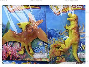 Игрушка - растушка в воде динозавры, PR685, купить