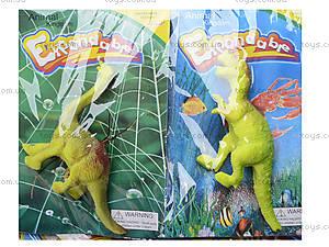 Игрушка - растушка в воде динозавры, PR685, отзывы