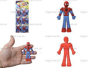 Игрушка человек паук растущая в воде, PR517
