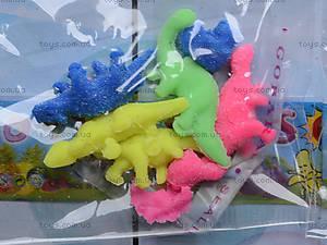 Растушка динозавры на планшете, PR684, фото