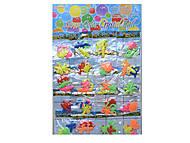 Морские растушки на планшете, PR615