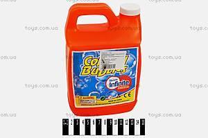 Раствор для мыльных пузырей, 2л, 779