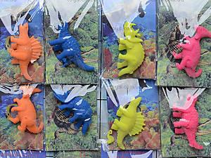 Игрушки растушки динозаврики, PR82, купить