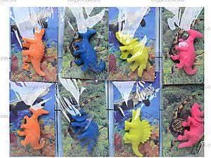 Игрушки растушки динозаврики, PR82, фото