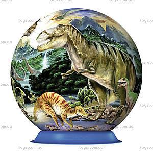 3D Пазл Ravensburger «Динозавры», 72 элемента, 12127
