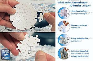 3D Пазл Ravensburger «Единорог», 72 элемента, 12129, купить
